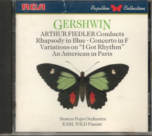 Gershwin: Rhapsody In Blue / Concerto in F / Variations on 'I Got Rhythm' / An American In - Gershwin Tune