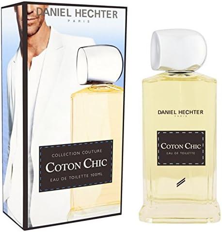 DANIEL HECHTER Eau de Toilette Homme Collection Couture Coton Chic 100 ml