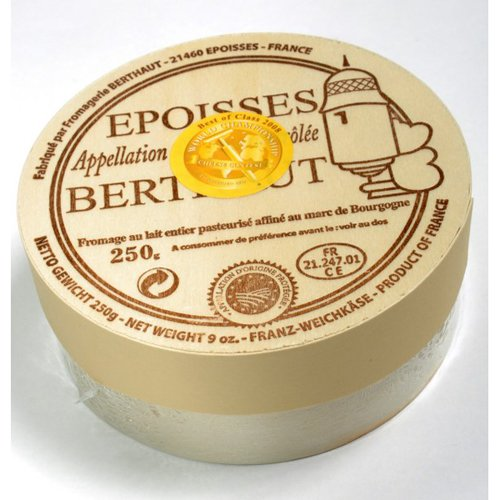 Epoisses de Burgundy Cheese - Creamy, 8.5oz