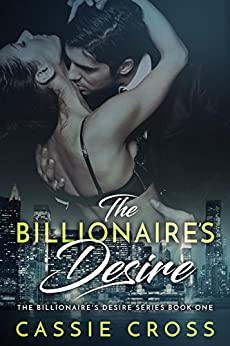 Billionaires Desire Cassie Cross ebook product image