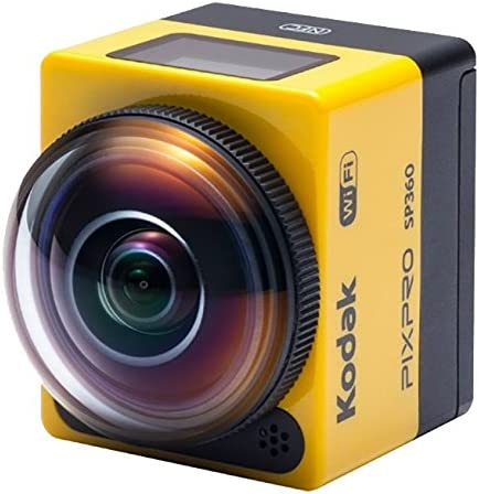 Kodak PixPro SP360 Explorer Pack cámara para deporte de acción Full HD CMOS 17,52 MP 25,4 / 2,33 mm (1 / 2.33