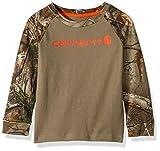 #7: Carhartt Boys' Long Sleeve Tee Shirt