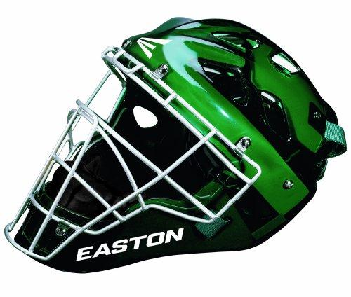 Easton Stealth Speed Catchers - Easton Stealth Speed Elite Catchers Helmet (Small, Green)