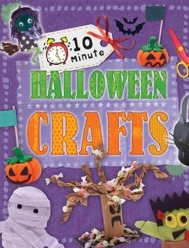 Halloween (10 Minute Crafts)]()