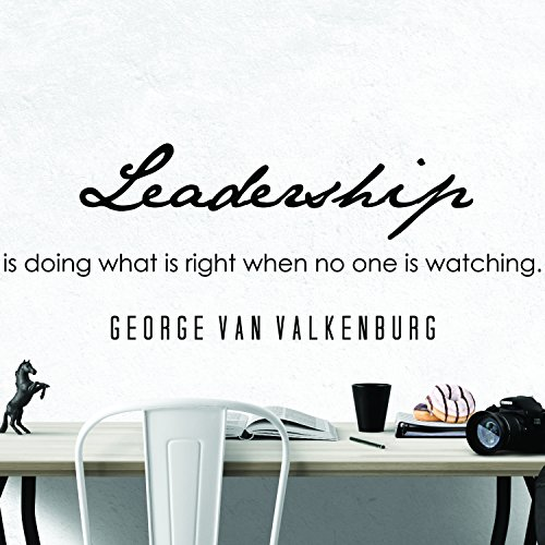 Check expert advices for leadership quotes wall decals?