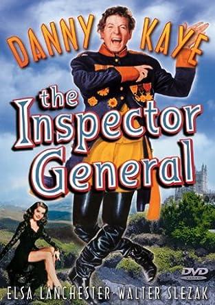 amazon com inspector general danny kaye walter slezak movies tv