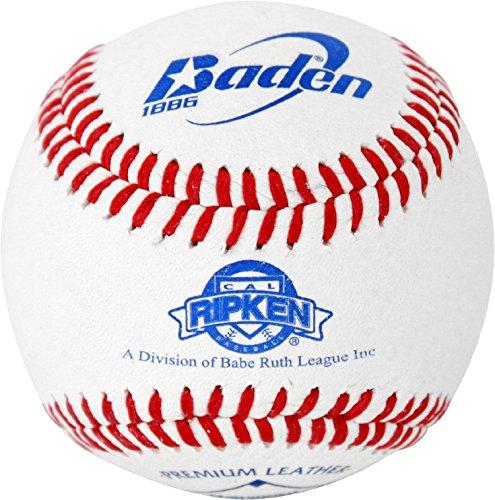 (Baden 1BBBRG Babe Ruth/Cal Ripkin Baseball (Dozen), Official)