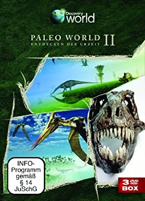 DVD * Paleo World II 3 DVD Box [Import allemand]