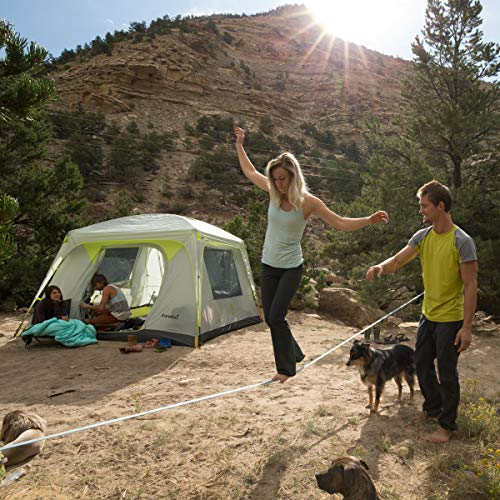 Eureka Jade Canyon 6 Tent - The Camping Companion