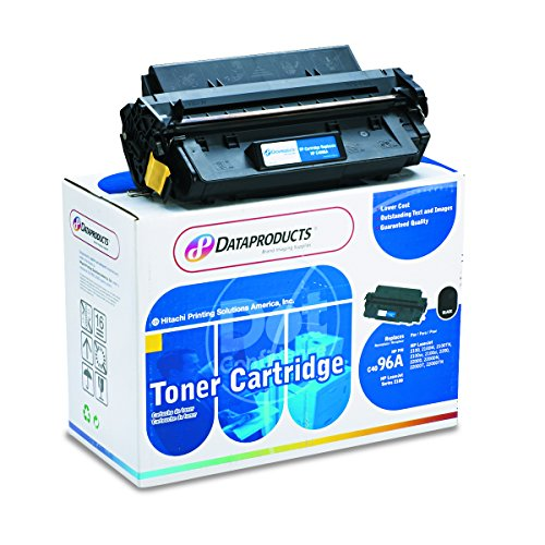 Dataproducts DPC96P Remanufactured C4096A (96A) Toner, 5000 Page-Yield, Black