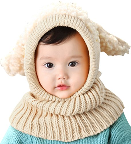 Girls Winter Scarf Earflap Scarves product image