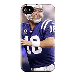 New Arrival Case Specially Design For Iphone 4/4s (peyton Manning)