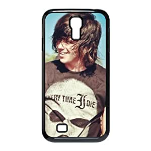 EVA Sleeping With Sirens Samsung Galaxy S4 I9500 Case,Snap-On Protector Hard Cover for Galaxy s4