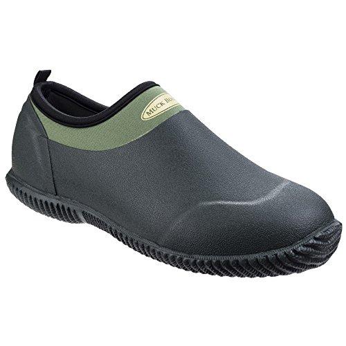 Muck Boots Unisex Garten Schuhe Grün/Dunkel Grün