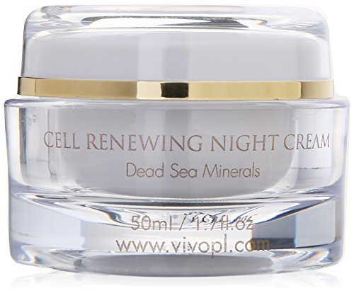 Vivo Per Lei Cell Renewal Night Cream, 1.7-Fluid Ounce