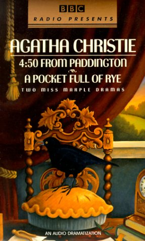 4:50 from Paddington / A Pocket Full of Rye: Two Miss Marple Dramas (BBC) (Bbc Radio Presents)