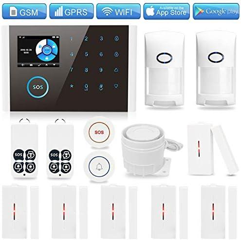 Security TINGPO Wireless Detectors Doorbell product image