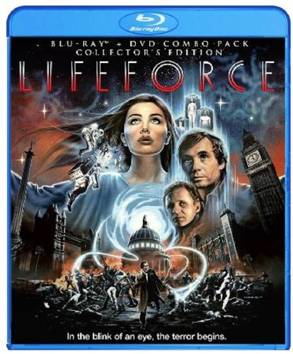 Lifeforce (Collector's Edition) [Blu-Ray/DVD Combo] by Shout! Factory