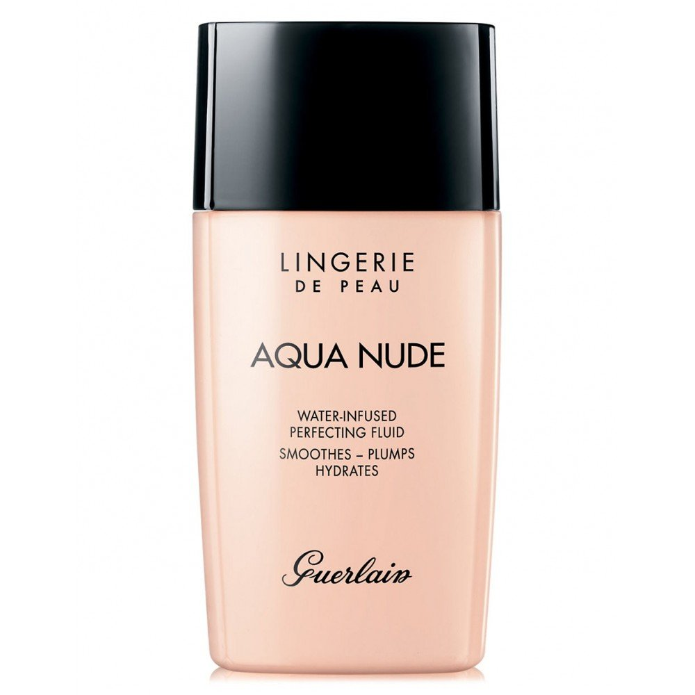 Guerlain Lingerie De Peau Aqua Nude Foundation SPF 20 - # 03N Natural 30ml 3346470423879