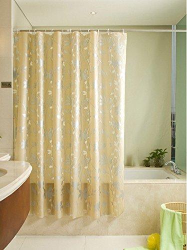 Salón Cortinas cortinas del dormitorio Baño Cortina de ducha ...