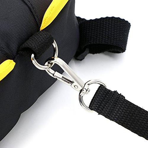 bf5d6cc004e9 Hipiwe Baby Toddler Walking Safety Backpack Little Kid Boys Girls Anti-lost  Travel Bag Harness