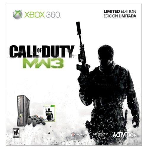 Xbox 360 Limited Edition Call of Duty: Modern Warfare 3 Bundle by Microsoft (Image #2)