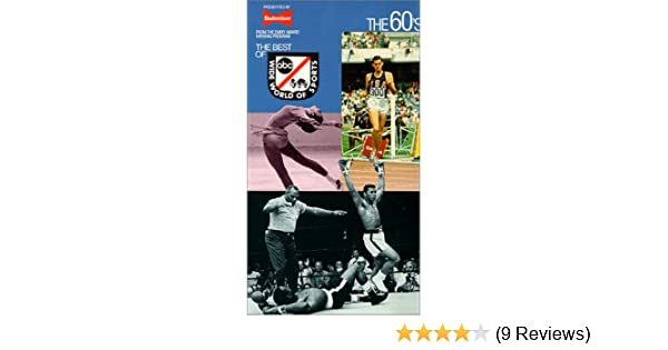 Amazon.com: Wide World of Sports:60s [VHS]: Abcs Wide World of Sports: Movies & TV