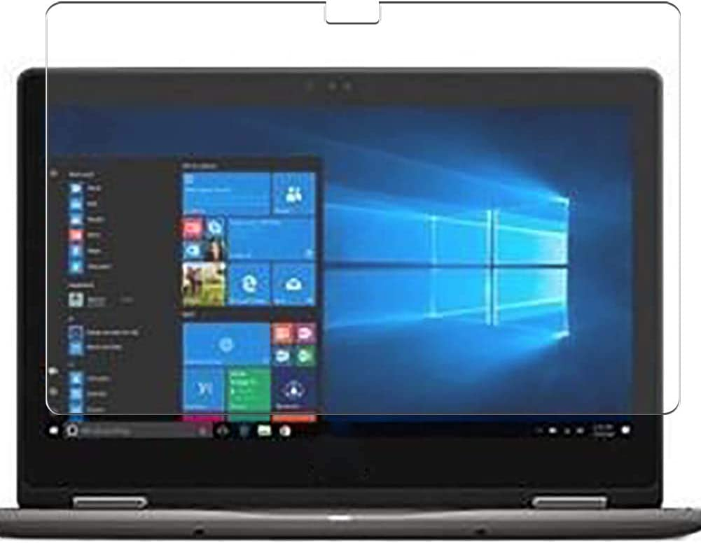 Puccy 2 Pack Anti Blue Light Screen Protector Film, compatible with Dell Latitude 13 3000 (3379) 2-in-1 13.3