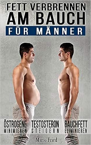 Übungen zur Fettverbrennung von Bauch- und Taillenmännern