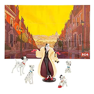 Disney 101 Dalmatians Figure Play Set: Toys & Games