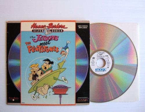 Hanna Barbara Silver Screen the Flintstones Meet the