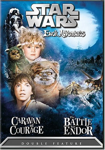 Star Wars Ewok Adventures - Caravan of Courage / The Battle for Endor by star wars