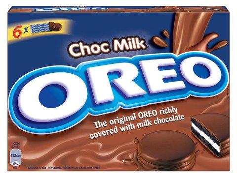 Milk Chocolate Fudge covered OREO cookies - 1 box -
