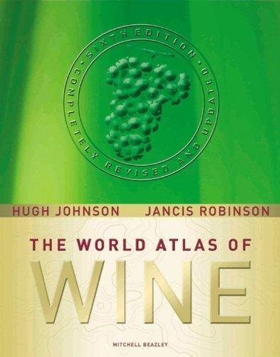THE WORLD ATLAS OF WINE (ENG.ED/4E