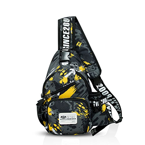 Mode Bag FANDARE Sling Bag Chest Sacs d8wIOw
