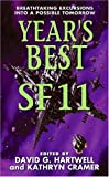 Year's Best SF, David G. Hartwell, 0060873418