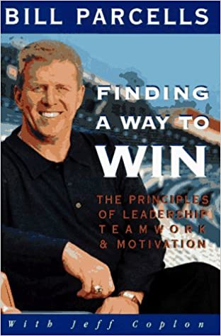 amazon finding a way bill parcells jeff coplon management