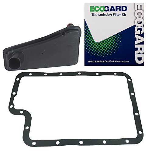 - ECOGARD XT1214 Transmission Filter Kit for 1990-1997 Ford F Super Duty, 1989-2001 E-250 Econoline, 1990-1996 Bronco, 1990-1998 E-350 Econoline, 1990-2002 E-350 Econoline Club Wagon