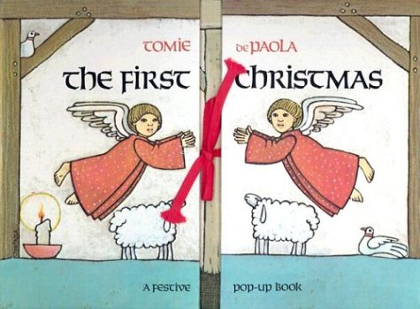 The First Christmas (Festive Pop-Up Book)