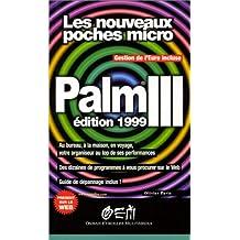 PALM III ÉDITION 1999