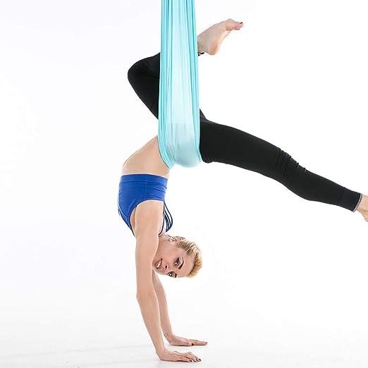Amazon.com: KINO - Kit de hamaca para yoga antigravedad para ...