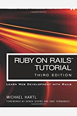 Ruby on Rails Tutorial: Learn Web Development with Rails (3rd Edition) (Addison-Wesley Professional Ruby) Paperback