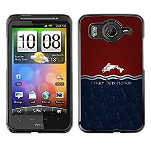 SKCASE Center / Funda Carcasa - Familia Deber Honor Tully;;;;;;;; - HTC G10