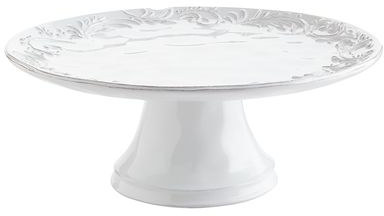 Antique Scroll Cake Stand | Pier 1 Imports
