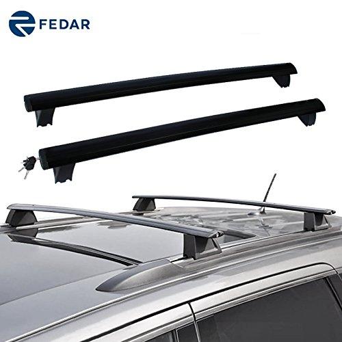Fedar Roof Rack Cross Bar Cargo Carrier for 2011-2017 Jeep G