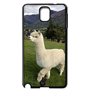 ANCASE Customized Print Lama Pacos Hard Skin Case Compatible For Samsung Galaxy Note 3 N9000