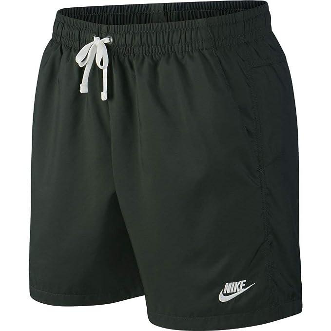 Nike Sportswear Ce Woven Flow Shorts Herren Grün L (Large