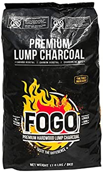 Fogo Premium Oak Restaurant All-Natural Lump Charcoal