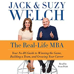 The Real-Life MBA Audiobook