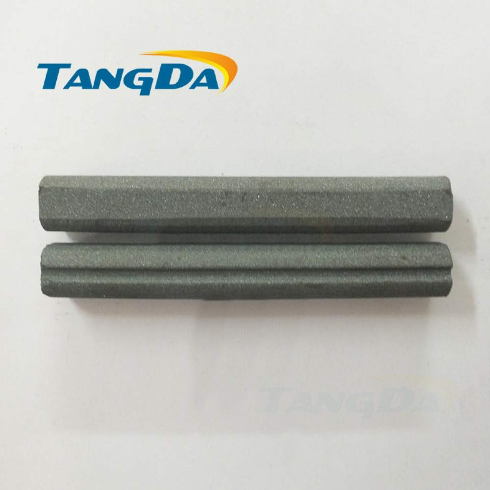 Maslin 20140mm ferrite Bead cores Rod core ODHT 20 140 mm Soft SMPS RF ferrite inductance HF Welding Magnetic bar High Frequency